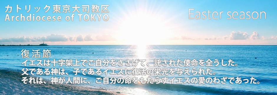 カトリック東京大司教区ウェブサイト