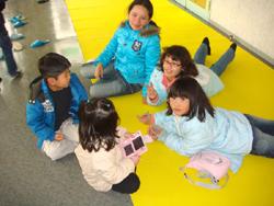 日系ブラジル人の子どもたち