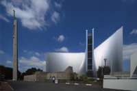 「東京大司教区カテドラル関口教会聖マリア大聖堂」