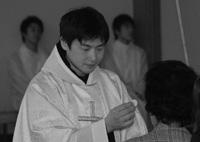 フランシスコ会の司祭叙階式
