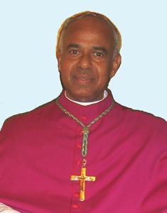 ジョゼフ・シェノットゥ大司教(Joseph Chennoth)