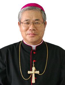 前田万葉(まえだまんよう)司教