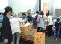 野菜販売(カテドラル関口教会)