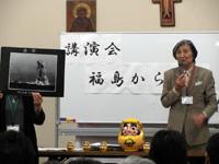 白河・みみずく代表 金澤弘子さん