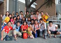 前回マドリード大会(2011)東京教区からの参加者