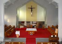 福岡キャンパスの聖堂