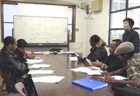 難民・移住者のための日本語教室