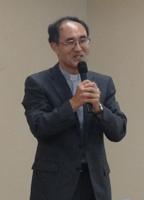 講師の白浜神父